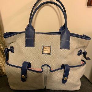 Authentic Used Dooney & Bourke Tote bag